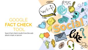 Google Fact Check Tool