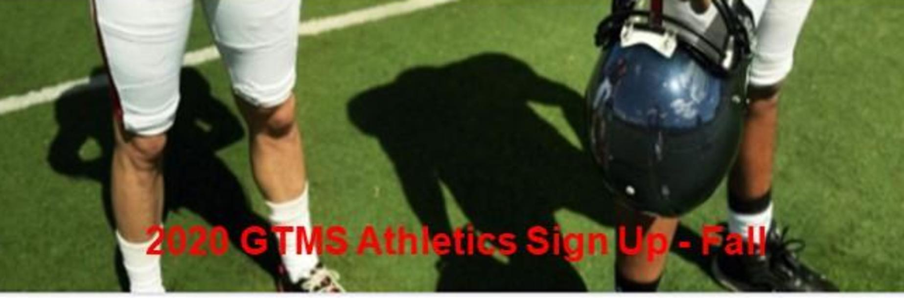 Fall Sports Sign-Up