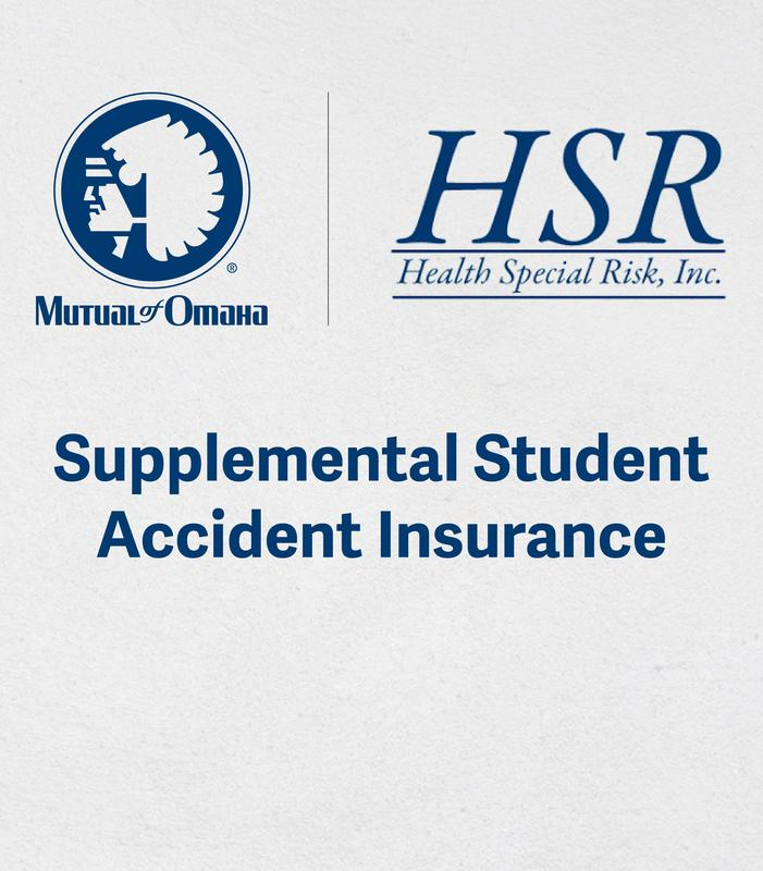 Supplemental Student Accident Insurance