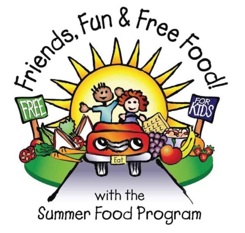 Summer Feeding Program Graphic