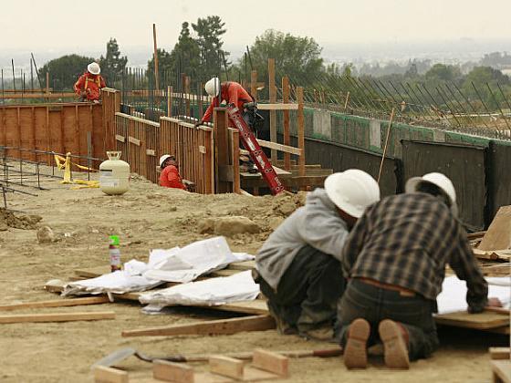 YLHS construction photos
