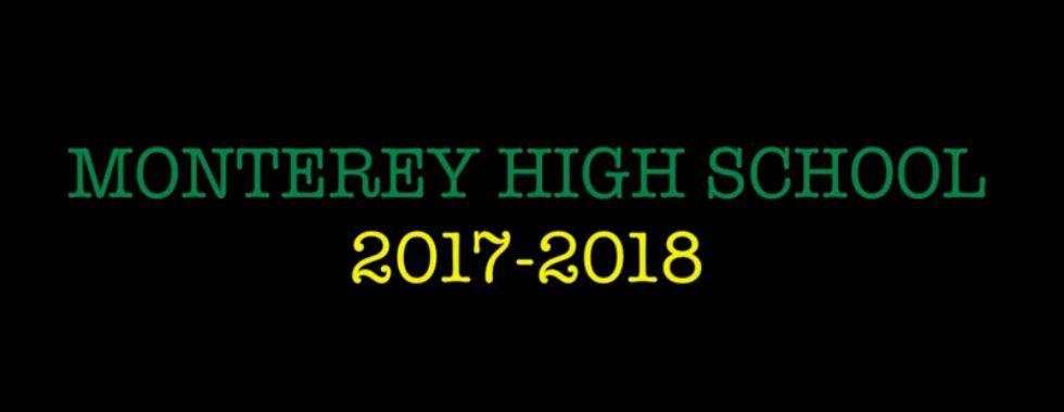 Video Yearbook 2017-2018