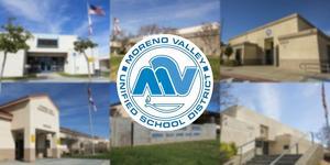 MVUSD school composite image