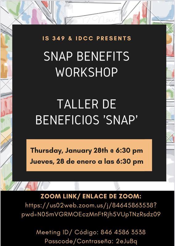 Snap Benefits 1/28