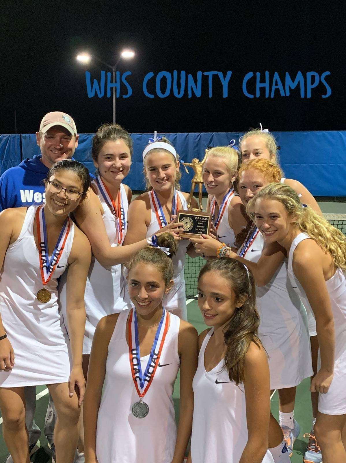 WHS Ties with Kent Place for County Title