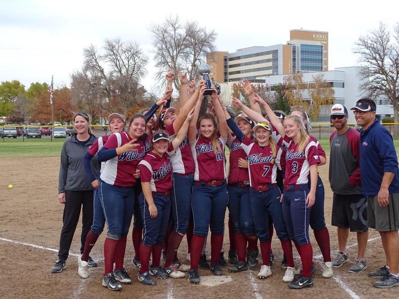 2018 State Champion Mt. Spokane Slowpitch Softball Team