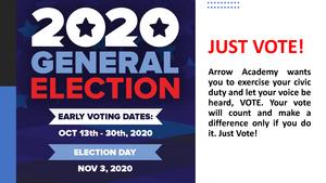 2020 Election Vote