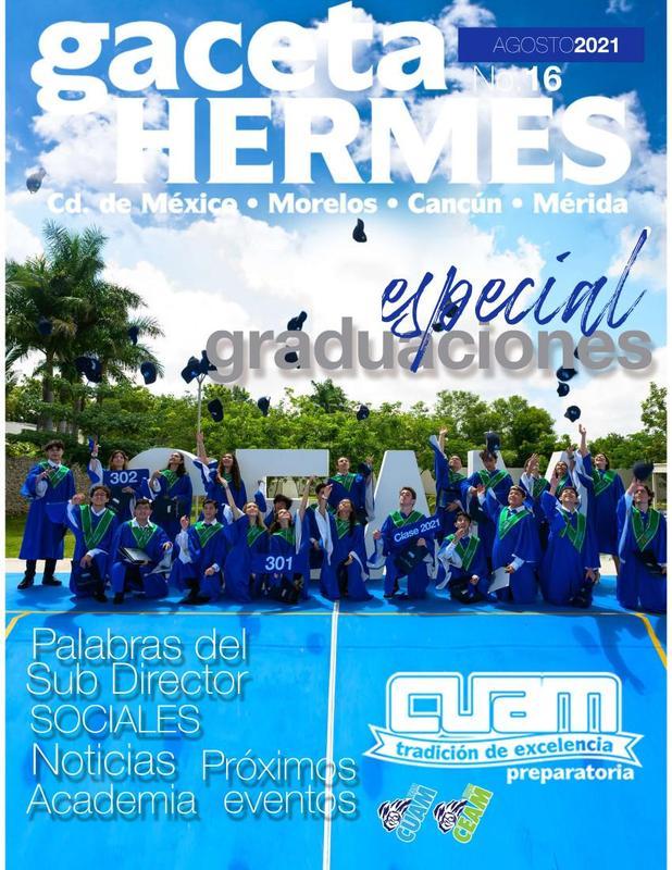 Gaceta Hermes agosto 2021 Featured Photo