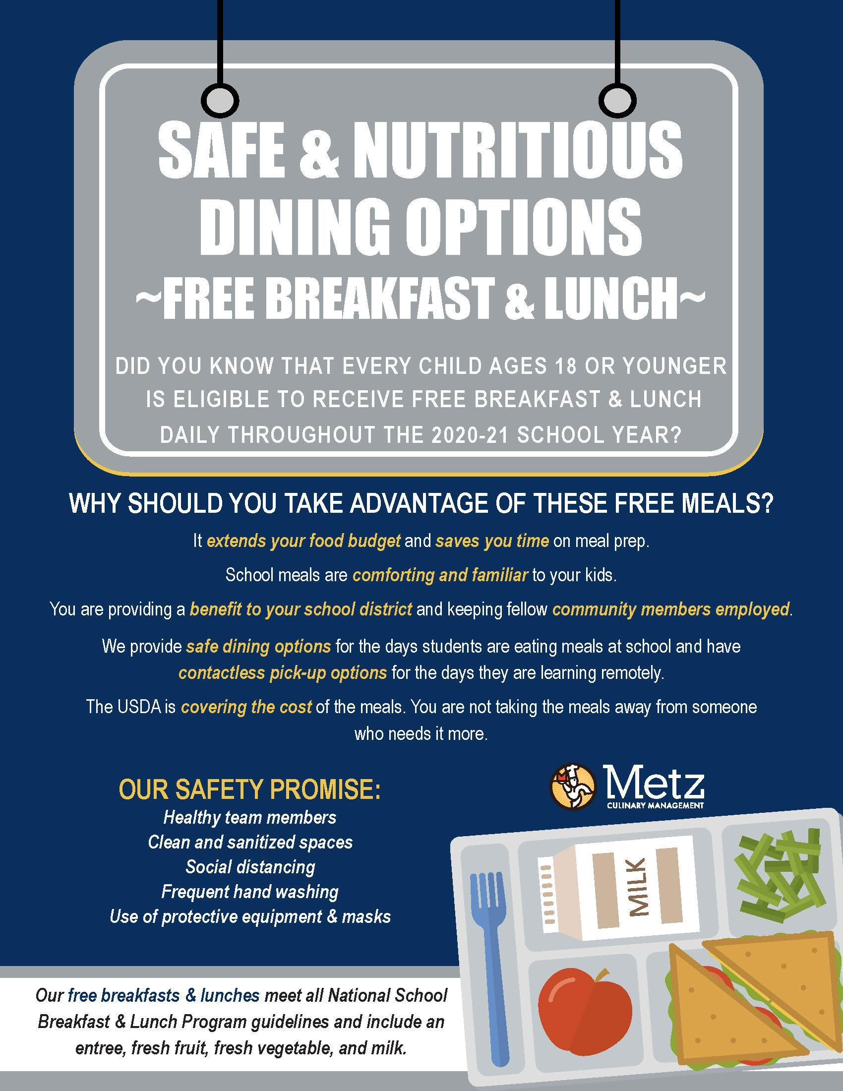 Metz Dining Programs 11.12.20