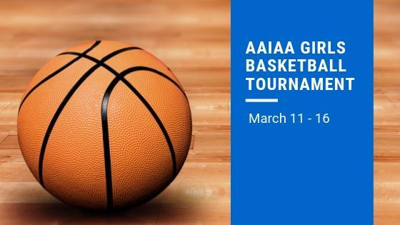 AAIAA Girls Basketball League Tournament Thumbnail Image