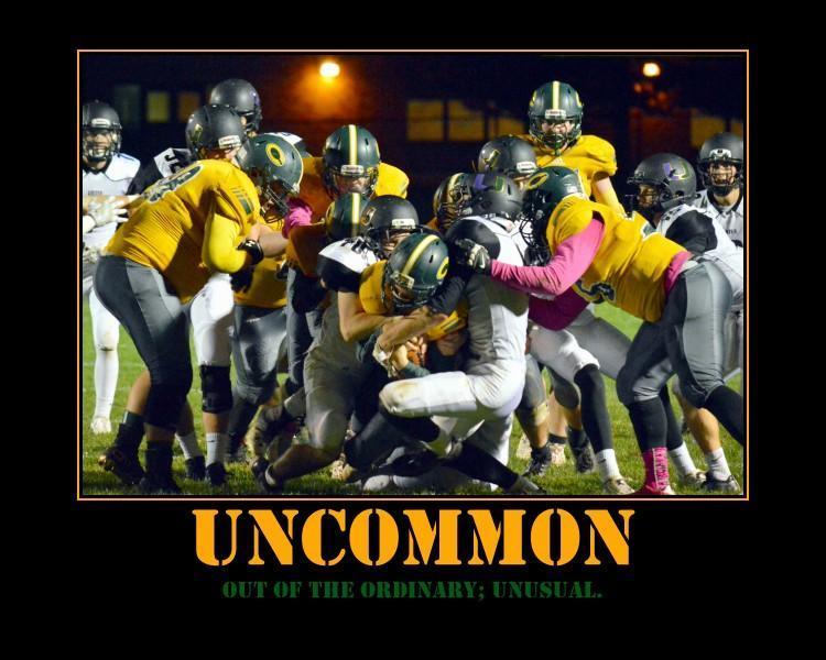 WE Are Uncommon