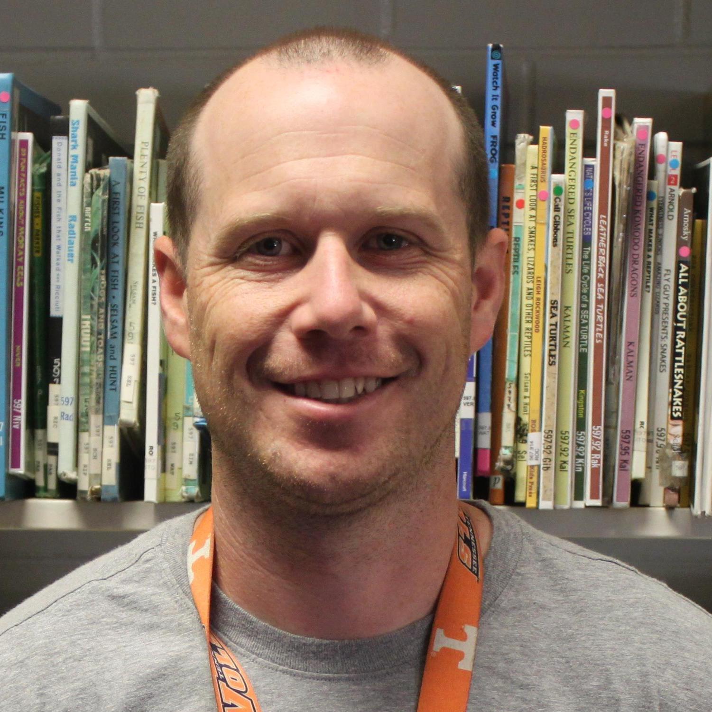 Varsity Head Coach, Andrew Barnett