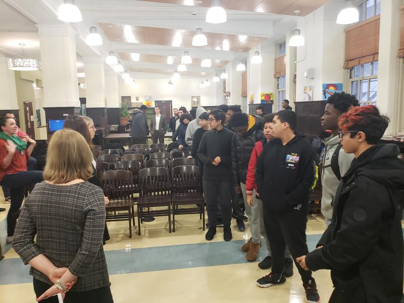 NYC DOE Career Discovery Week Featured Photo