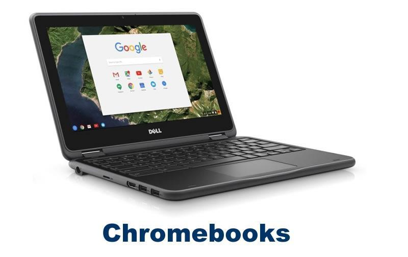 Image Chromebook CPS