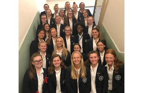 33 Juniors Train to be Eucharistic Ministers Featured Photo