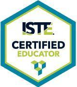 ISTE Certified Badge
