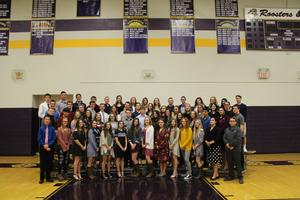 Sophomores 2018