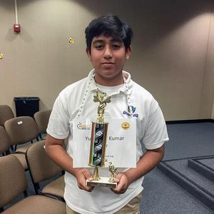 Hemet Unified 42nd Annual Spelling Bee 2nd Place Winner