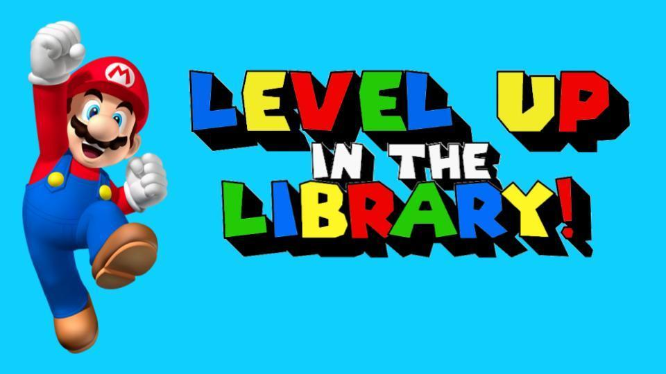 Level Up in the Library!