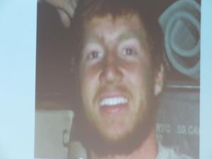 Cpl. Nicholas Roush was a TK graduate killed while serving his country.