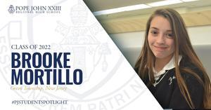 Brooke Mortillo PJ Student Spotlight