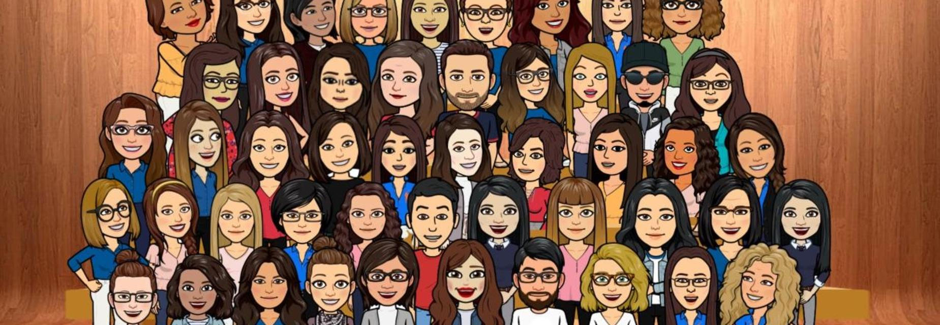 bitmoji staff picture