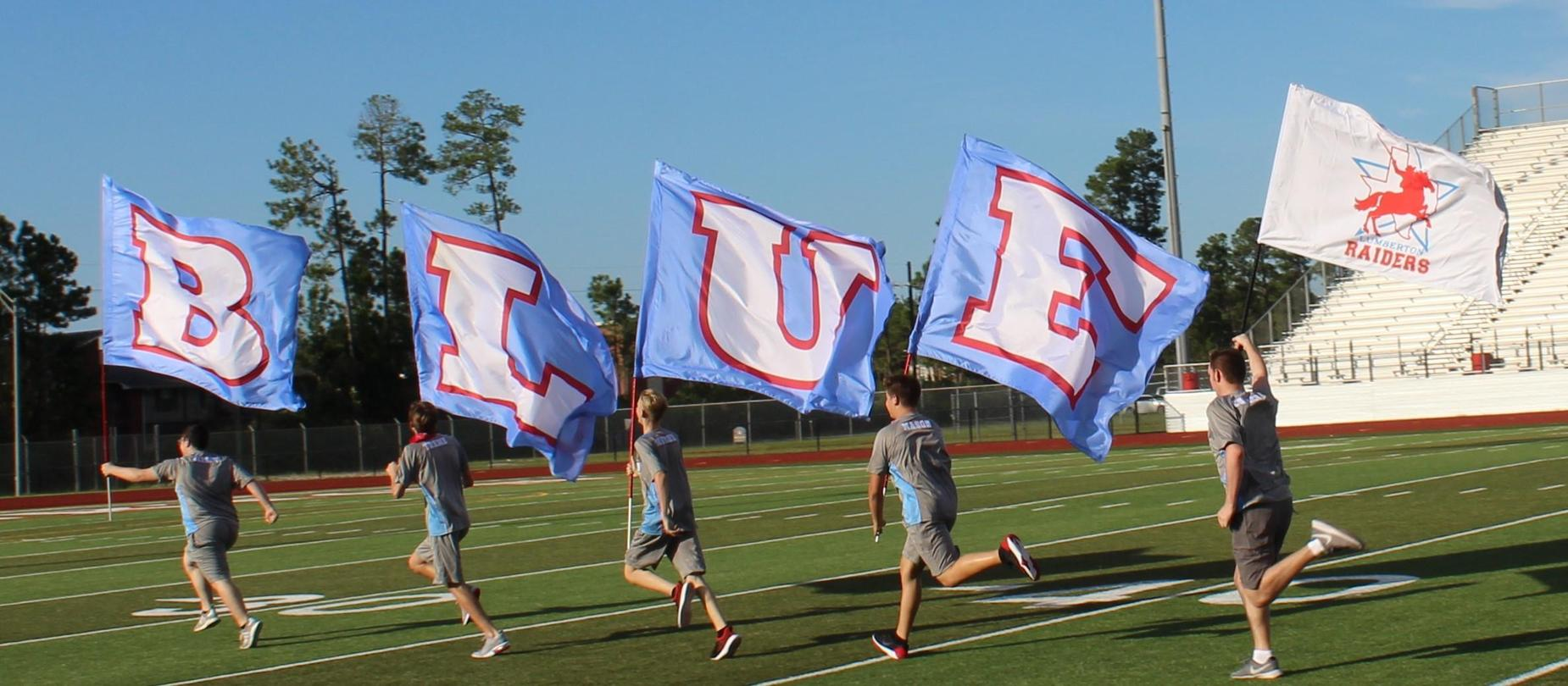 Kick Off Pep Rally Picture