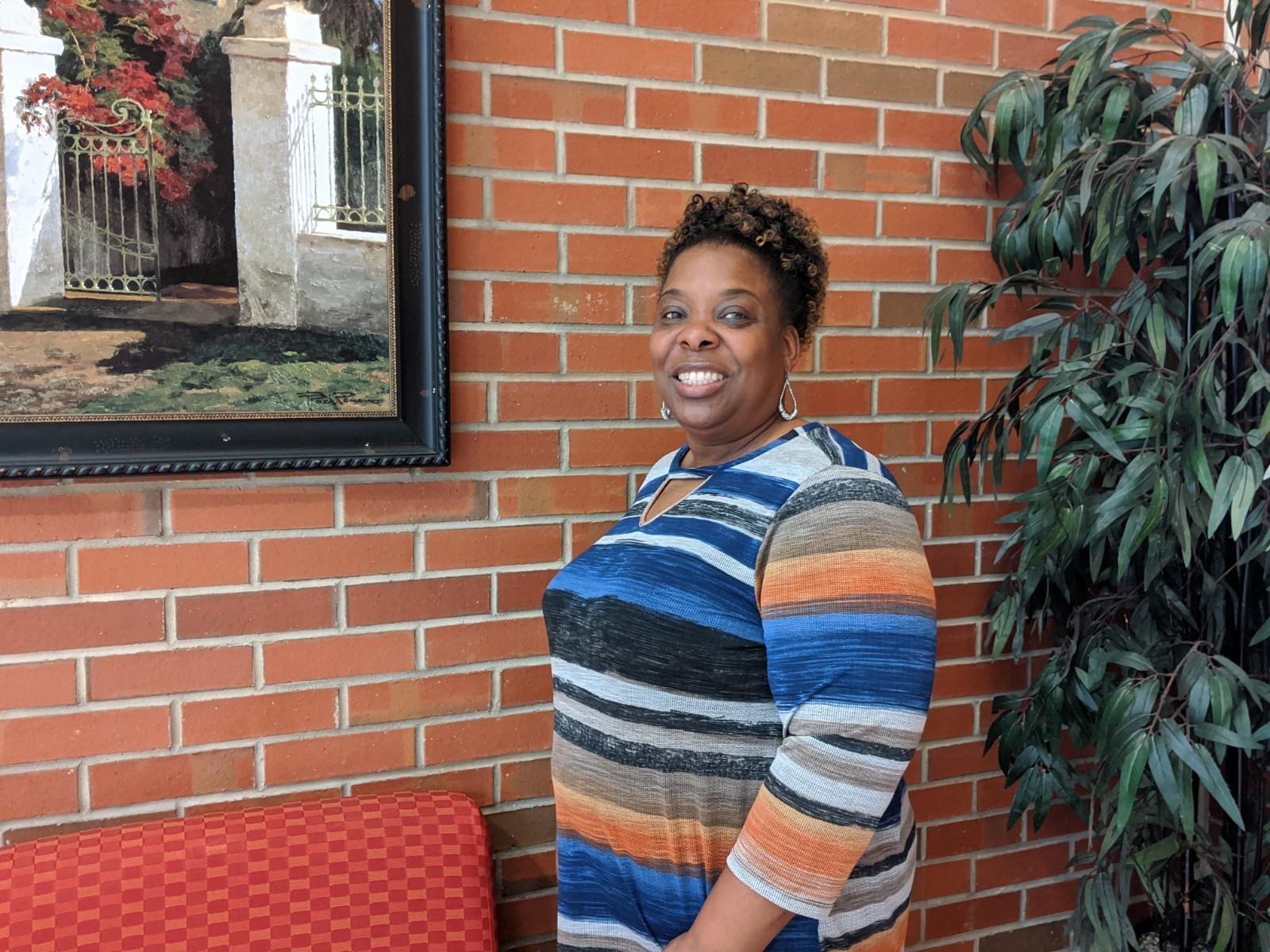 Mrs. Harrison - Co-Teacher
