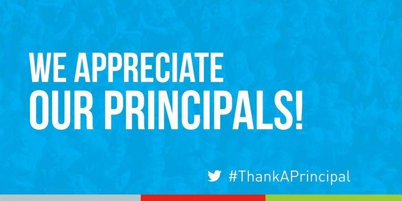 Principal's Appreciation Week | October 26, 2020 - October 30, 2020 Featured Photo