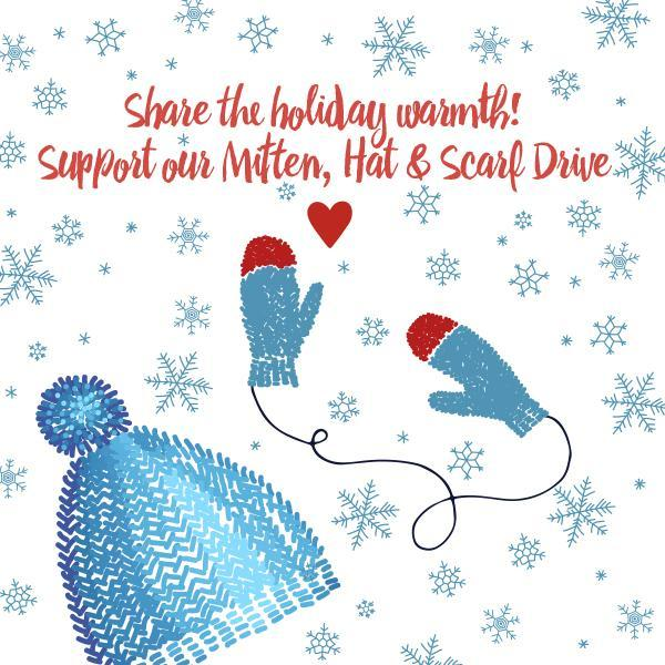 Operation Winter Hat, Scarf, and Mitten Drive Thumbnail Image
