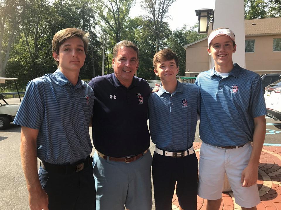 Golf Classic Team