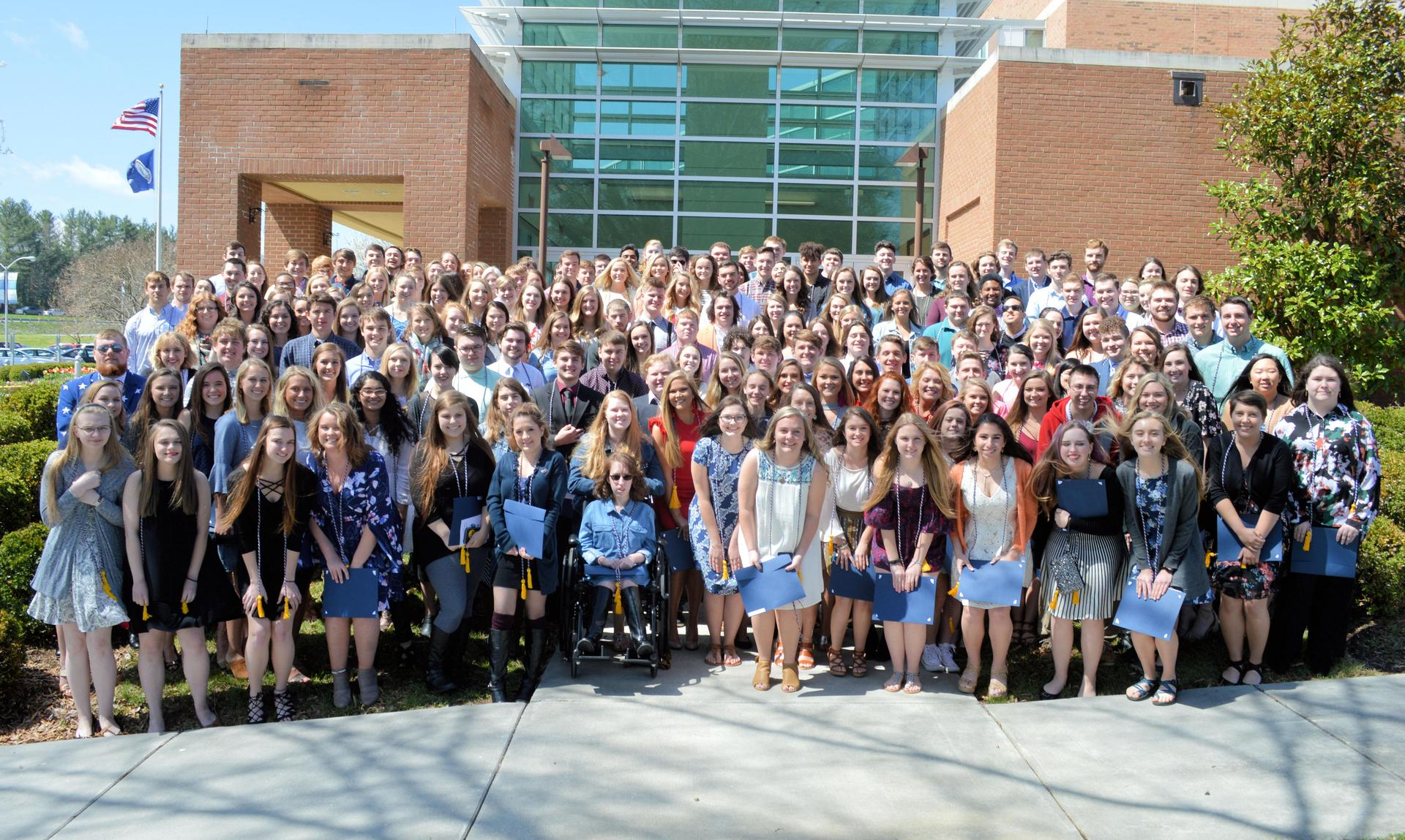 2018 Community Scholars