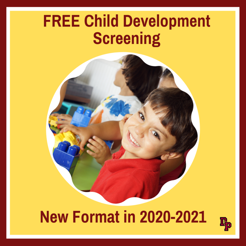 2020-2021 Child Development Days