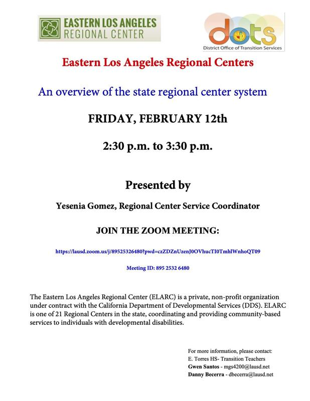 Eastern Los Angeles Regional Centers An overview of the state regional center system Featured Photo