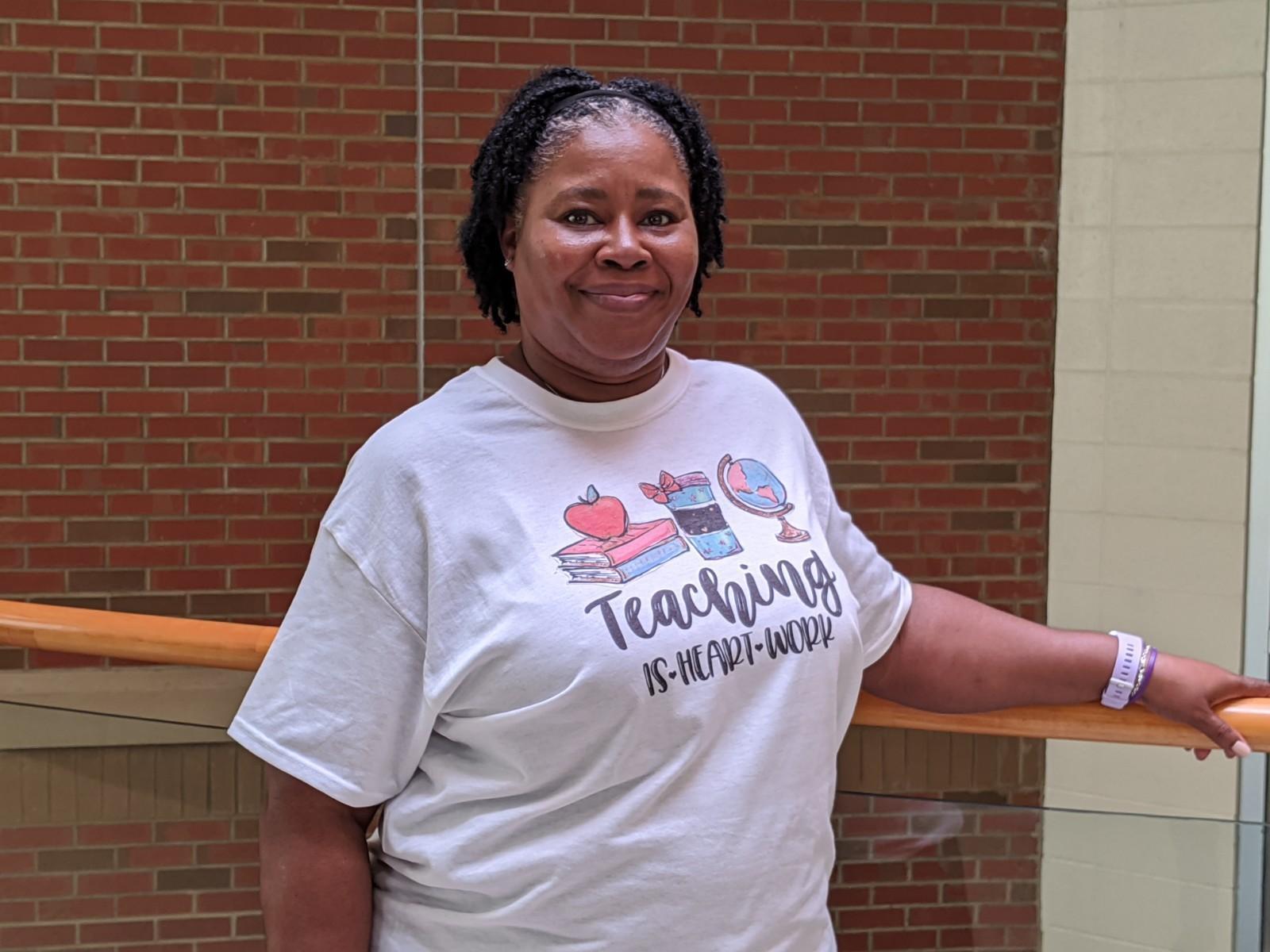 Ms. Bell - Teacher