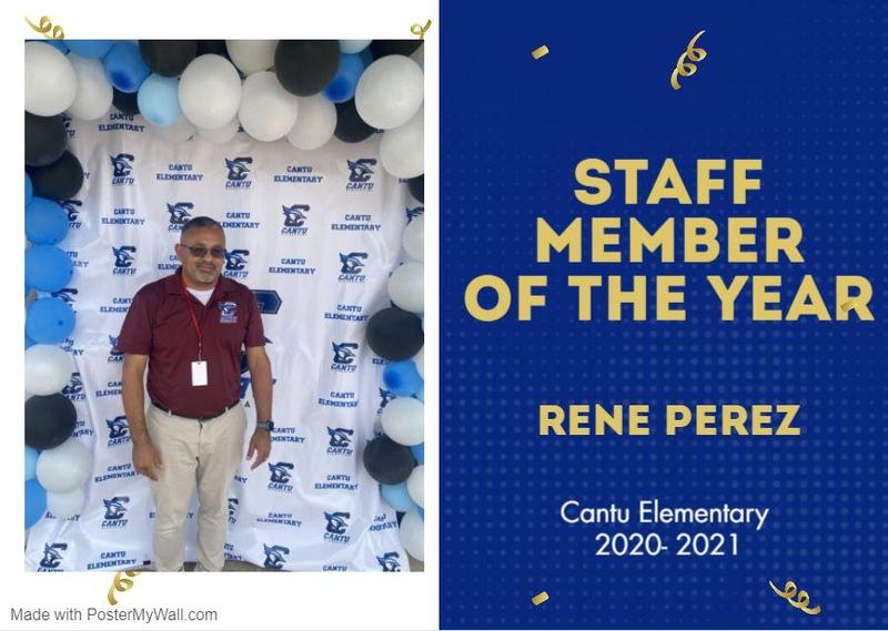 Staff Member Of The Year Featured Photo
