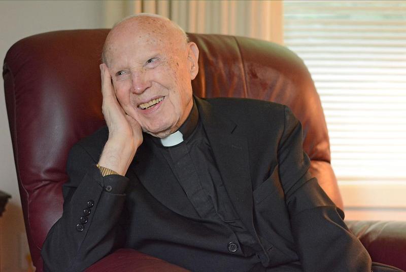 Send Fr. William Treacy a Birthday Card! Featured Photo