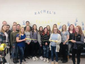 Friends of Rachel's Club Members