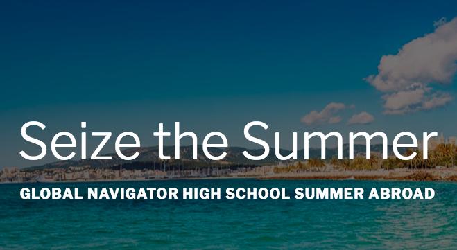 seize the summer text