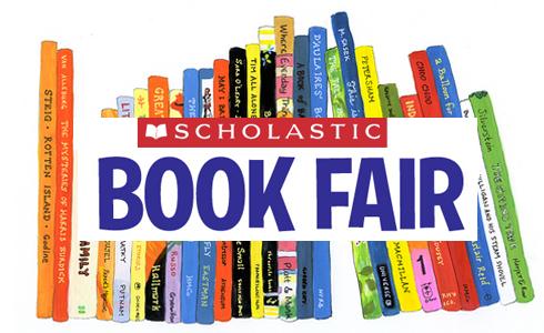 Spring Book Fair Featured Photo