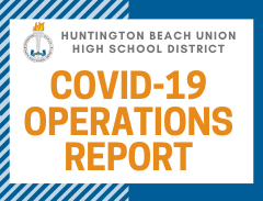 COVID-19 Operations Report