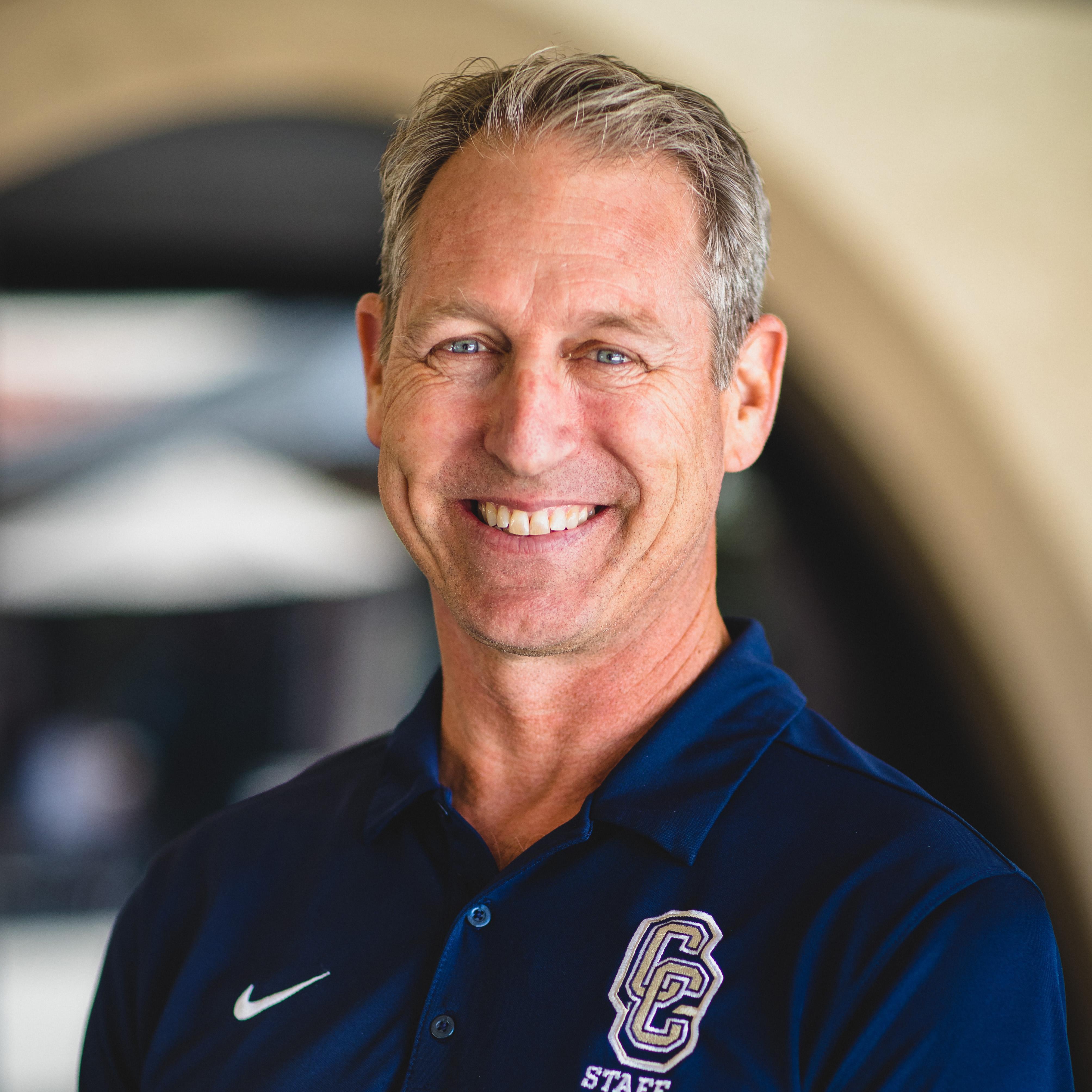 Mark Allen's Profile Photo
