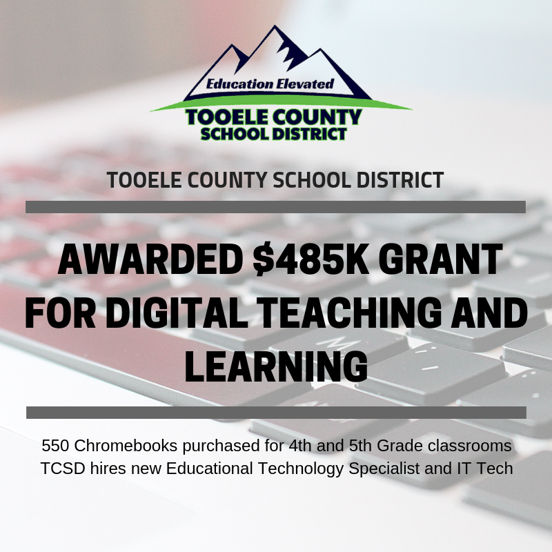 $485K awarded for digital teaching and learning Thumbnail Image