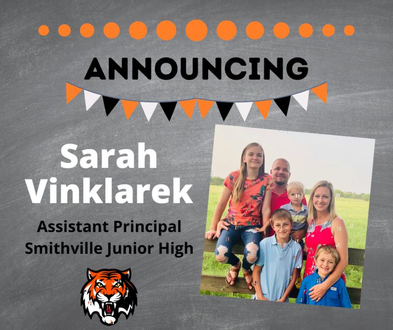 Sarah Vinklarek SJHS AP