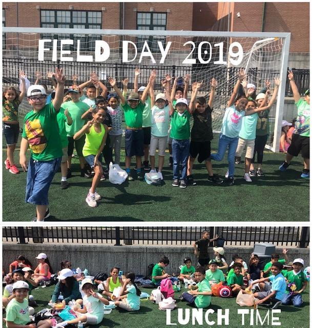 field day poster of 2019