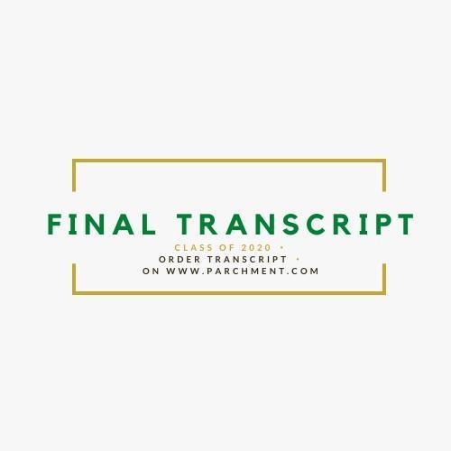 Final Transcript