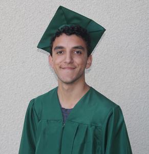 Osvaldo Cervantes Gates Scholar
