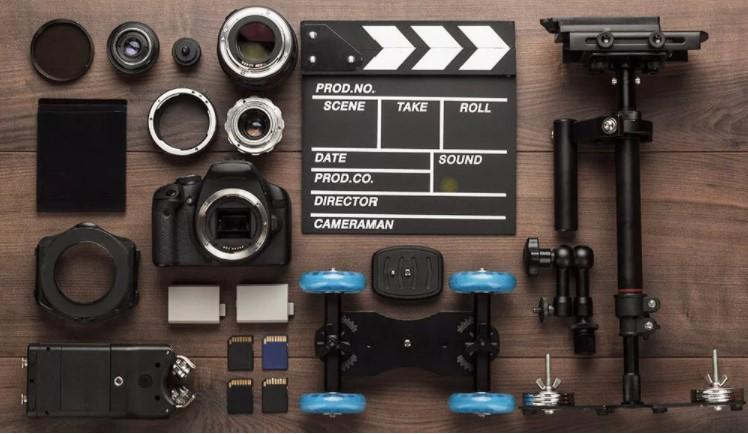 Photography and video production