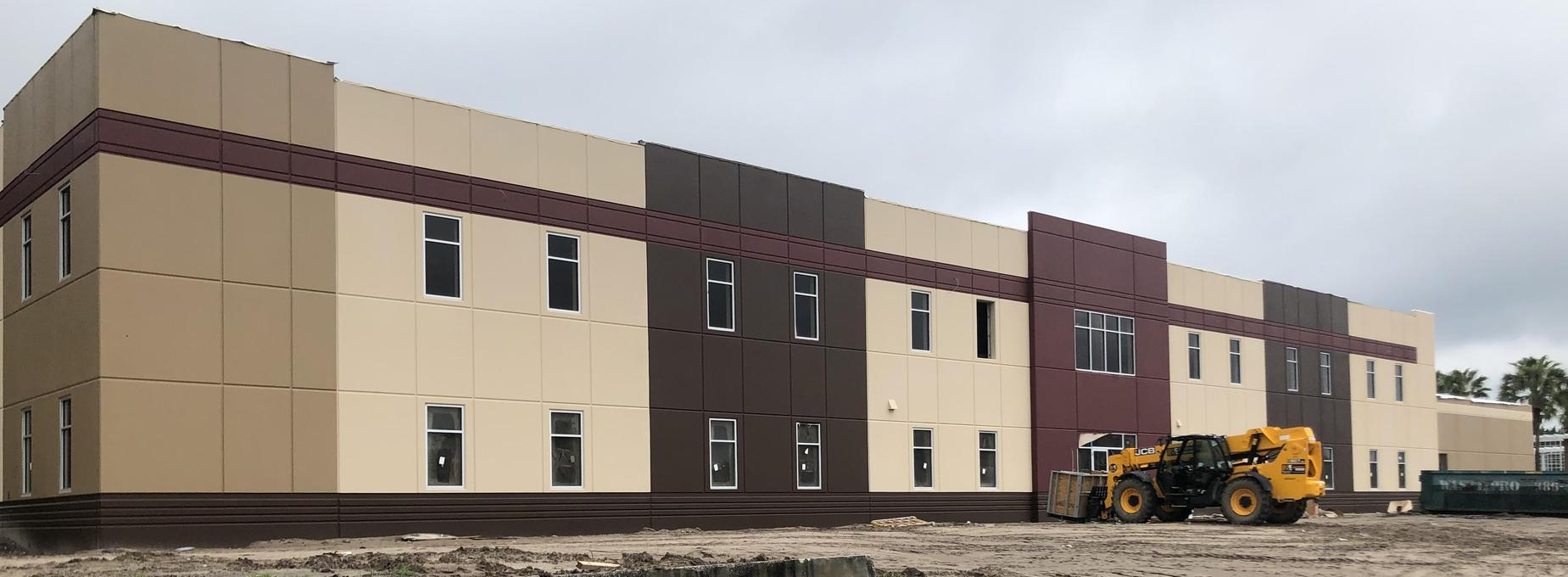 On Track for a May 31st Completion!!