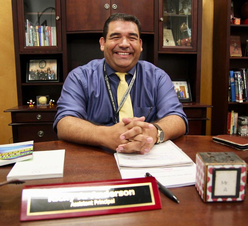 Ricky Anderson Brings Experience, Vision To LVES AP Position Featured Photo